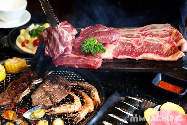 PP's BBQ & HOTPOT: Buffet Nướng Hải sản, Bò Mỹ tươi ngon hảo hạng - 27