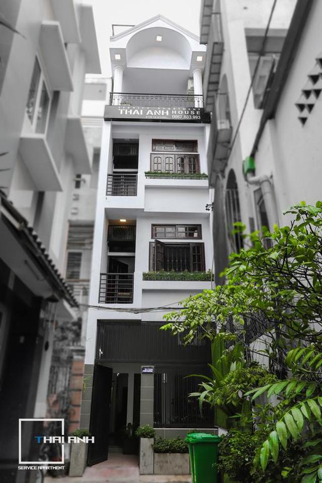 Căn hộ Thái Anh House Quận 3, Sài Gòn  - 1