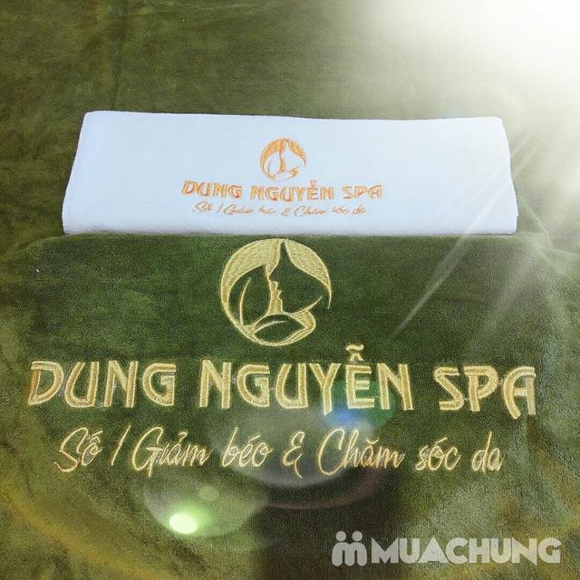 Điều trị mụn tận gốc CN ánh sáng sinh học kết hợp điện di tại Dung Nguyễn Spa - 3