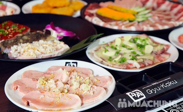 Buffet Nướng Chuẩn Vị Nhật Tại Hệ Thống GYU KAKU - Áp Dụng 6 Cơ Sở - 15