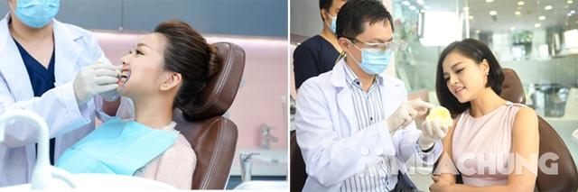 Khám nha khoa tổng quát + lấy cao răng + đánh bóng + Nhổ 1 răng khôn tại Nha khoa Singapore Aesthet - 11
