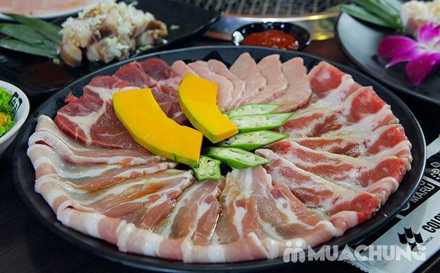 Buffet Nướng Chuẩn Vị Nhật Tại Hệ Thống GYU KAKU - Áp Dụng 6 Cơ Sở - 14
