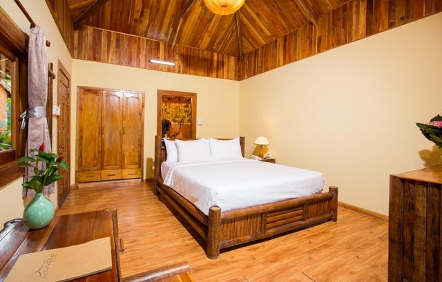 Chez Carole Resort Phú Quốc 4* 2N1Đ - Phòng Deluxe Bungalow River View - 3