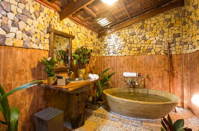 Chez Carole Resort Phú Quốc 4* 2N1Đ - Phòng Deluxe Bungalow River View - 4