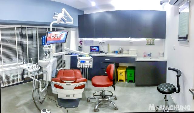 Khám nha khoa tổng quát + lấy cao răng + đánh bóng + Nhổ 1 răng khôn tại Nha khoa Singapore Aesthet - 2