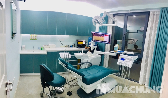 Khám nha khoa tổng quát + lấy cao răng + đánh bóng + Nhổ 1 răng khôn tại Nha khoa Singapore Aesthet - 3