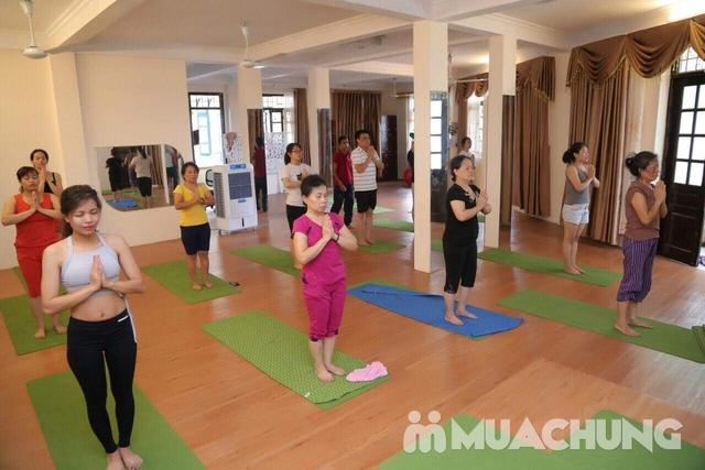 Thẻ tập Yoga 01 Tháng tại Âu Việt YOGA - 17