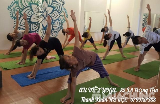 Thẻ tập Yoga 01 Tháng tại Âu Việt YOGA - 13