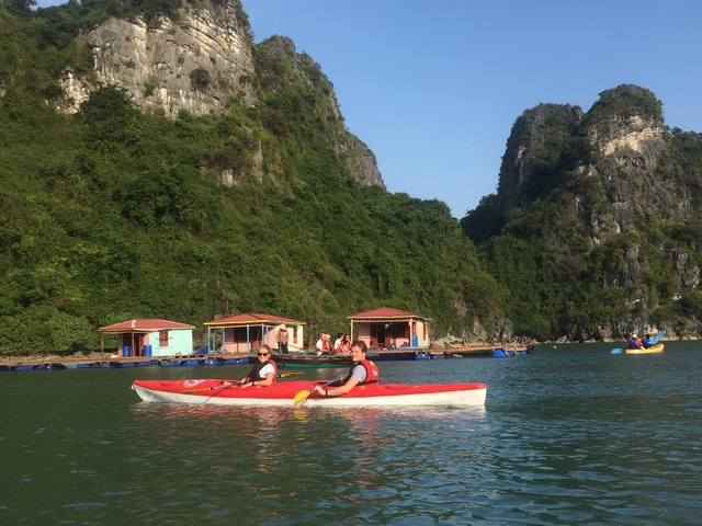 Hà Nội - Hạ Long 2N1Đ trên Du thuyền RENEA - 22