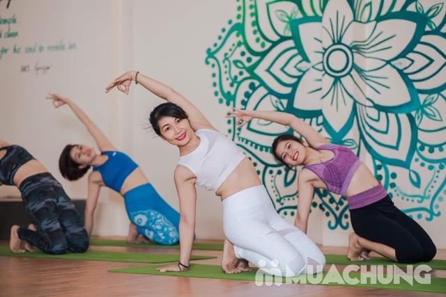 Thẻ tập Yoga 01 Tháng tại Âu Việt YOGA - 14