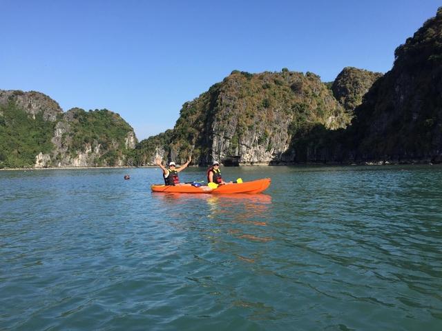Hà Nội - Hạ Long 2N1Đ trên Du thuyền RENEA - 20