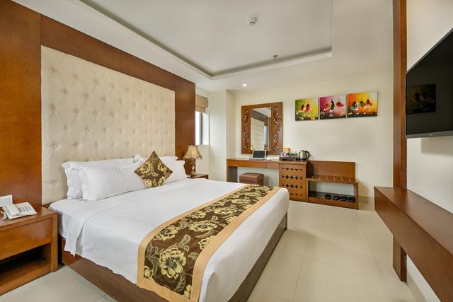 Hùng Anh Đà Nẵng Hotel 3* - Ngay mặt Biển Mỹ Khê xinh đẹp - 9