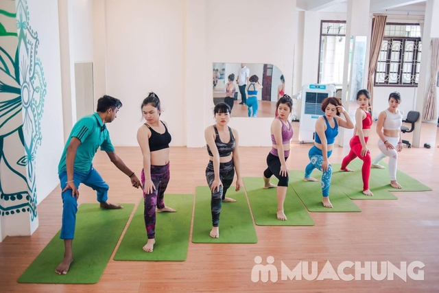Thẻ tập Yoga 01 Tháng tại Âu Việt YOGA - 10