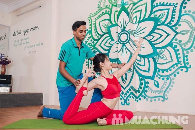 Thẻ tập Yoga 01 Tháng tại Âu Việt YOGA - 18
