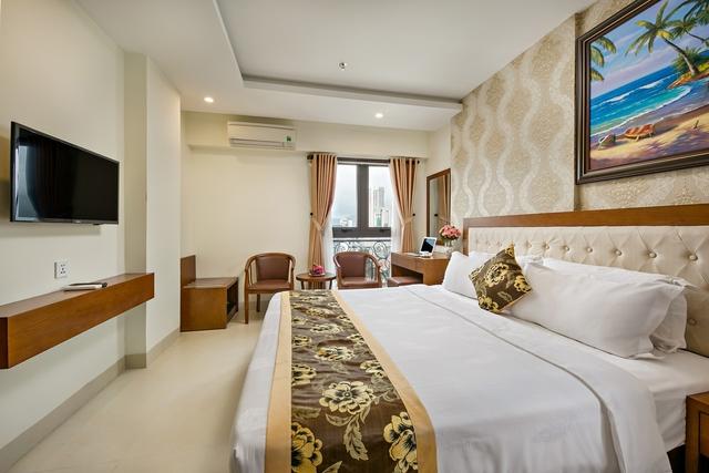 Hùng Anh Đà Nẵng Hotel 3* - Ngay mặt Biển Mỹ Khê xinh đẹp - 8