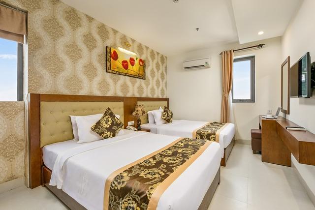 Hùng Anh Đà Nẵng Hotel 3* - Ngay mặt Biển Mỹ Khê xinh đẹp - 6