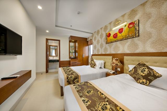Hùng Anh Đà Nẵng Hotel 3* - Ngay mặt Biển Mỹ Khê xinh đẹp - 7