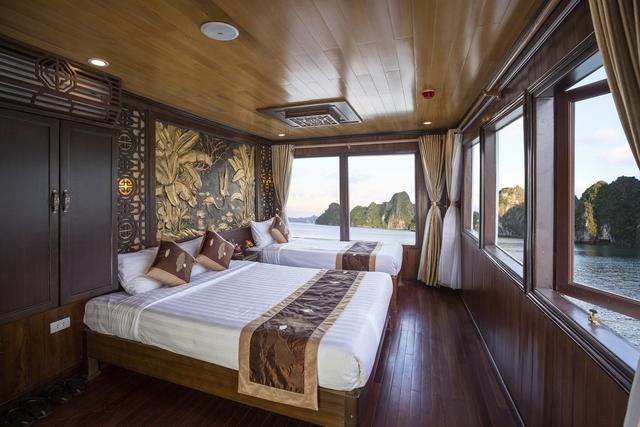 Hà Nội - Hạ Long 2N1Đ trên Du thuyền RENEA - 11