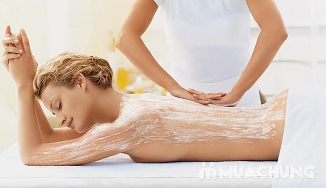 Tắm thải độc dưỡng da toàn thân tại Học Viện Mỹ Nhân - 6