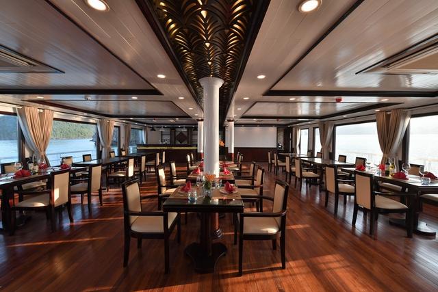Hà Nội - Hạ Long 2N1Đ trên Du thuyền Sapphire - 23