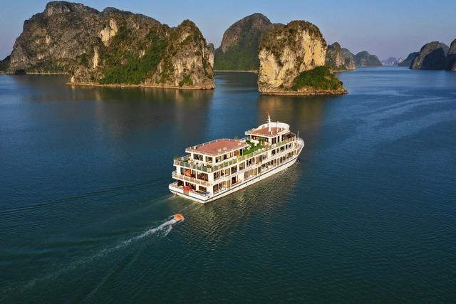 Hà Nội - Hạ Long 2N1Đ trên Du thuyền Sapphire - 3