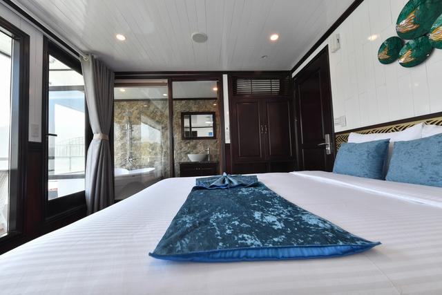 Hà Nội - Hạ Long 2N1Đ trên Du thuyền Sapphire - 17