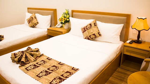 Khách Sạn Hoài Thương 3* Gia Lai – 2N1Đ Phòng Standard – Không Phụ Thu Lễ + Cuối Tuần - 7