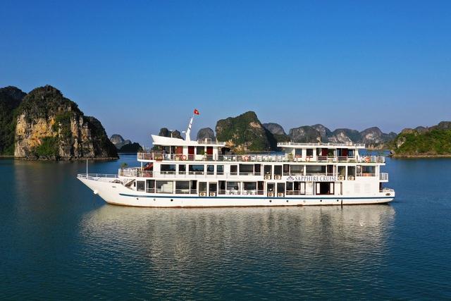 Hà Nội - Hạ Long 2N1Đ trên Du thuyền Sapphire - 1