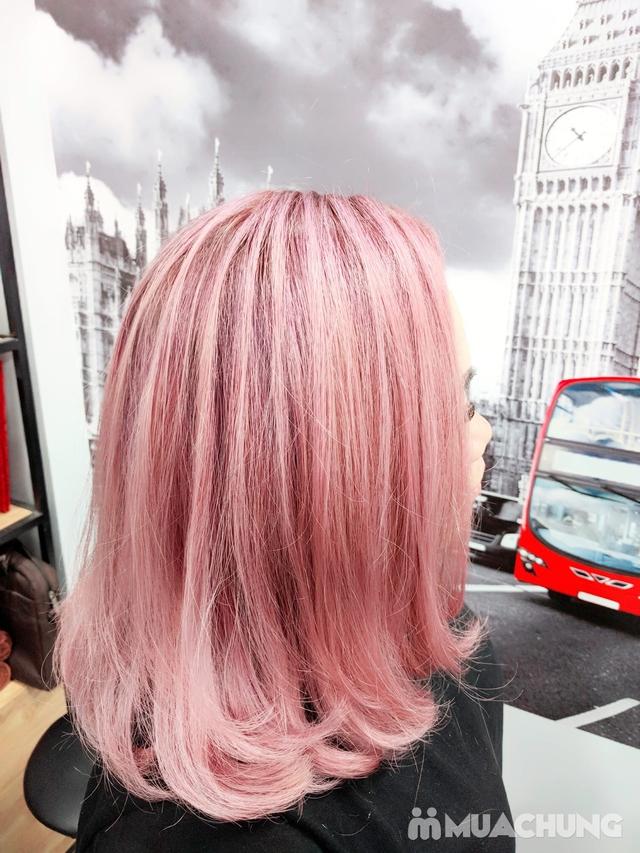 Chọn 1 trong 3 dịch vụ làm tóc đẹp Hot Trend tại London Hairdressing - 22