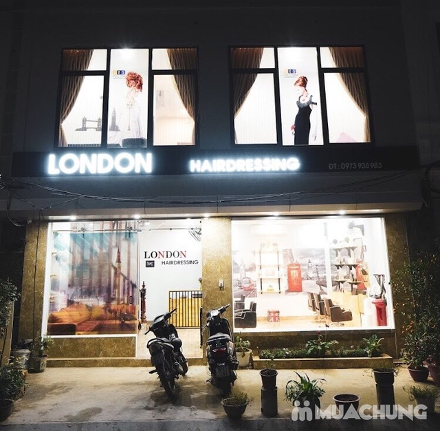 Chọn 1 trong 3 dịch vụ làm tóc đẹp Hot Trend tại London Hairdressing - 26