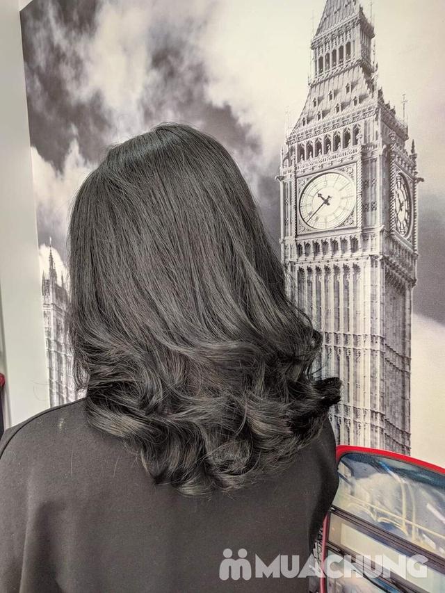 Chọn 1 trong 3 dịch vụ làm tóc đẹp Hot Trend tại London Hairdressing - 18