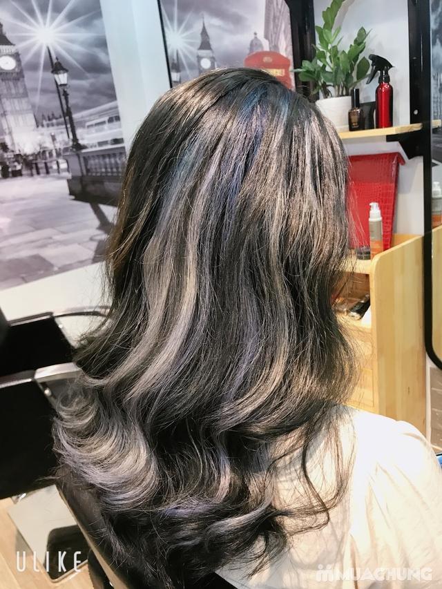 Chọn 1 trong 3 dịch vụ làm tóc đẹp Hot Trend tại London Hairdressing - 16
