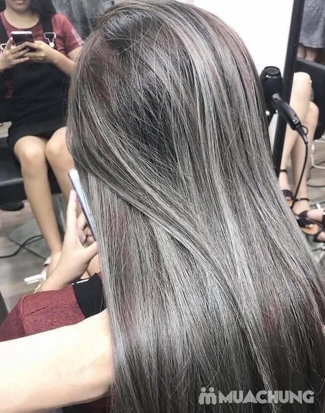 Chọn 1 trong 3 dịch vụ làm tóc đẹp Hot Trend tại London Hairdressing - 17