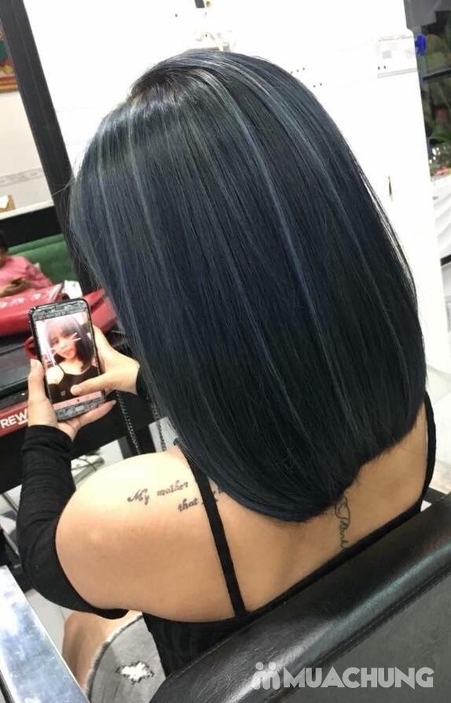 Chọn 1 trong 3 dịch vụ làm tóc đẹp Hot Trend tại London Hairdressing - 19