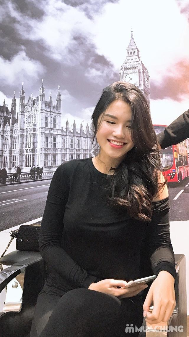 Chọn 1 trong 3 dịch vụ làm tóc đẹp Hot Trend tại London Hairdressing - 15