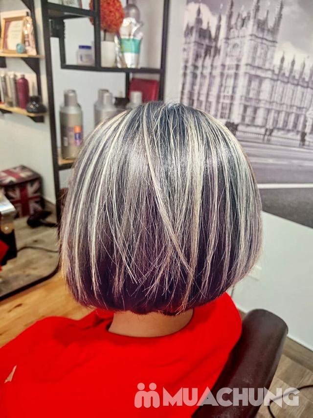 Chọn 1 trong 3 dịch vụ làm tóc đẹp Hot Trend tại London Hairdressing - 12