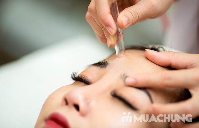 Chăm sóc da, massage hạch bạch huyết ngăn ngừa đột quỵ, cảm cúm, lưu thông mạch máu-Trang Beauty Spa - 8
