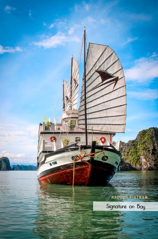 Hà Nội - Hạ Long 2N1Đ trên Du Thuyền Signature  - 6