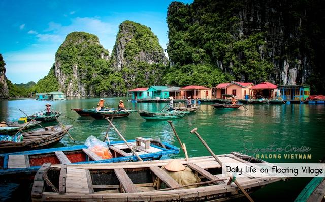 Hà Nội - Hạ Long 2N1Đ trên Du Thuyền Signature  - 56