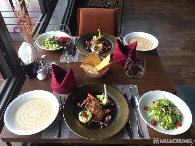 Set đặc biệt dành cho 2 khách tại Nhà hàng Panorama 13 Lý Thái Tổ - 5