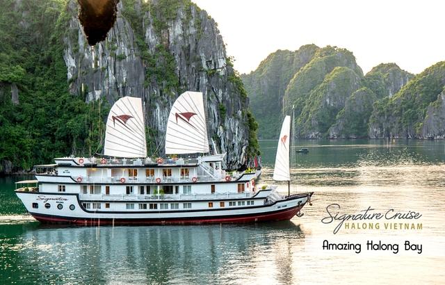 Hà Nội - Hạ Long 2N1Đ trên Du Thuyền Signature  - 5