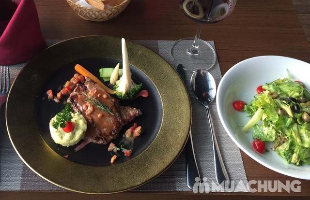 Set đặc biệt dành cho 2 khách tại Nhà hàng Panorama 13 Lý Thái Tổ - 7