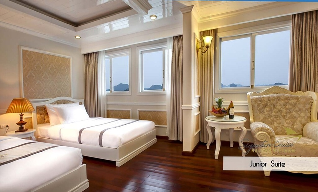Hà Nội - Hạ Long 2N1Đ trên Du Thuyền Signature  - 22