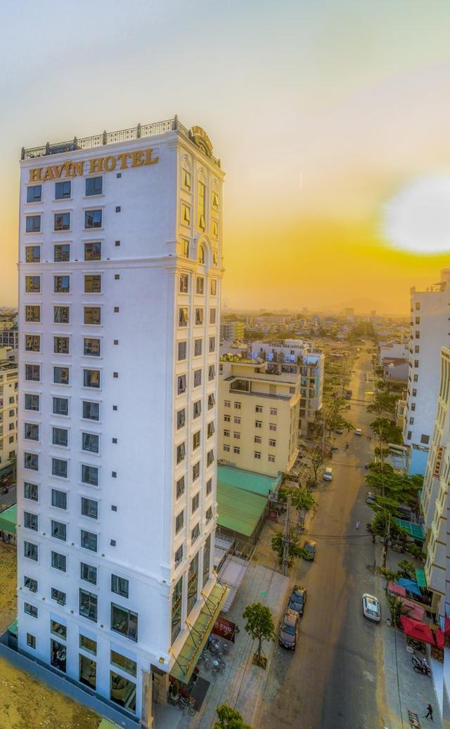 Havin Boutique 4* Da Nang - Deluxe City View - 5