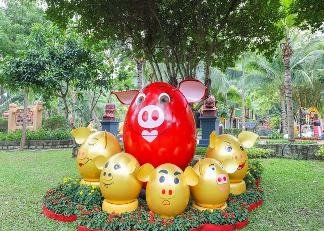 Tắm bùn khoáng nóng tại KDL Trăm Trứng Nha Trang - 8