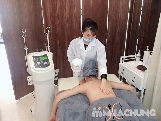 Trị liệu đau nhức xơ hóa cơ bằng sóng cao tần Radio tại Xing Beauty Medi  - 14