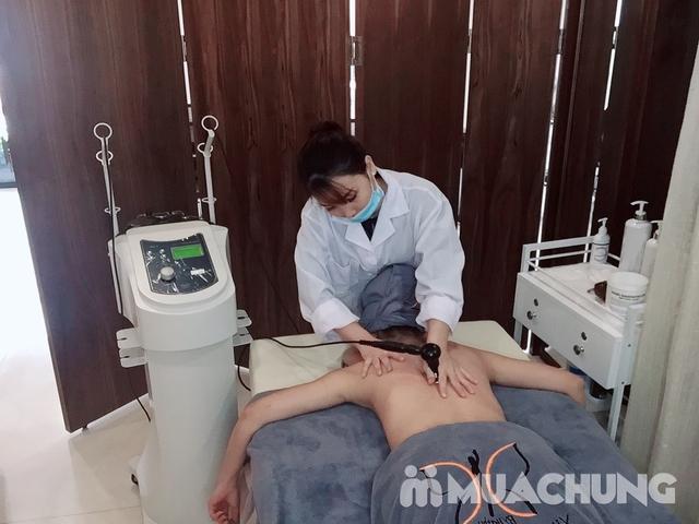 Trị liệu đau nhức xơ hóa cơ bằng sóng cao tần Radio tại Xing Beauty Medi  - 15