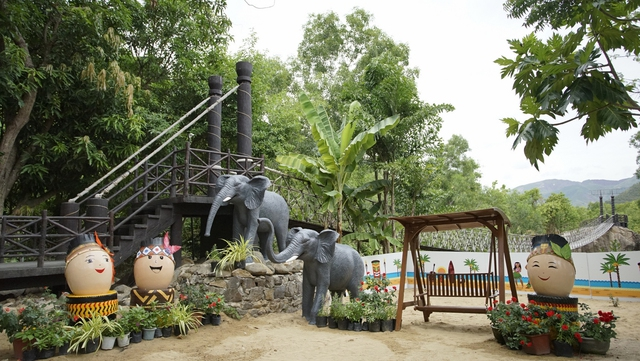 Tắm bùn khoáng nóng tại KDL Trăm Trứng Nha Trang - 10