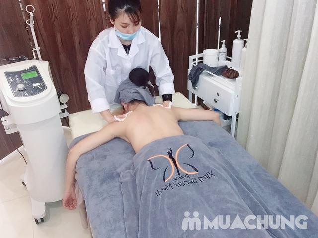 Trị liệu đau nhức xơ hóa cơ bằng sóng cao tần Radio tại Xing Beauty Medi  - 13