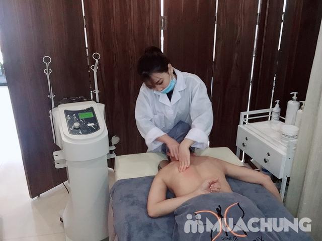 Trị liệu đau nhức xơ hóa cơ bằng sóng cao tần Radio tại Xing Beauty Medi  - 18